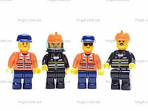 Конструктор «Пожарные спасатели», 409 деталей, M38-B0222R, купить