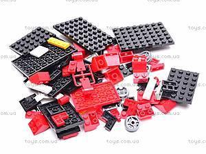 Конструктор «Пожарные спасатели», 409 деталей, M38-B0222R, игрушки
