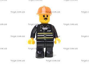 Конструктор «Пожарные спасатели», 693 детали, M38-B0226R, Украина