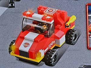 Конструктор «Пожарные спасатели», 693 детали, M38-B0226R, цена