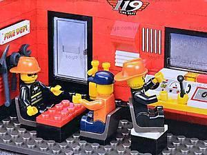 Конструктор «Пожарные спасатели», 745 элементов, M38-B0227R, фото