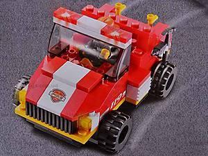 Конструктор «Пожарные спасатели», 745 элементов, M38-B0227R, отзывы