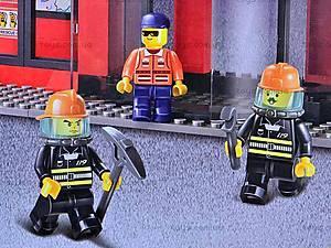 Конструктор «Пожарные спасатели», 745 элементов, M38-B0227R, детские игрушки