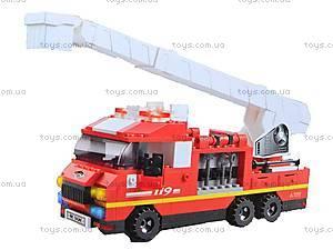 Конструктор «Пожарные спасатели», M38-B0223R, купить