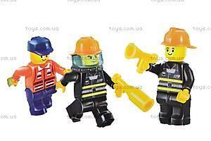 Конструктор «Пожарные спасатели», M38-B0223R, цена