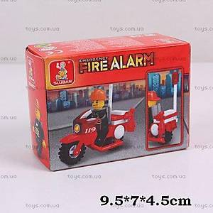 Конструктор «Пожарный патруль», M38-B0327
