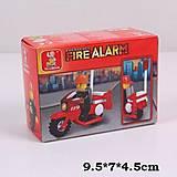 Конструктор «Пожарный патруль», M38-B0327, фото