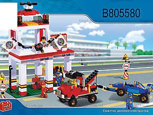 Конструктор «Пожарный участок», M38-B5300