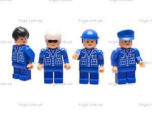Конструктор «Полицейская служба», 800 деталей, 10601, купить