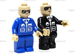 Конструктор «Полицейские машины», LW18506, игрушки