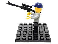 Конструктор «Полицейский спецназ», 202 детали, M38-B0186R, фото