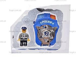 Конструктор «Полицейский спецназ», 492 деталей, M38-B0191R, отзывы