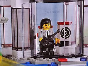Конструктор «Полицейский спецназ», 582 детали, M38-B0192R, игрушки