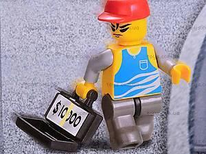 Конструктор «Полицейский спецназ», 582 детали, M38-B0192R, детские игрушки