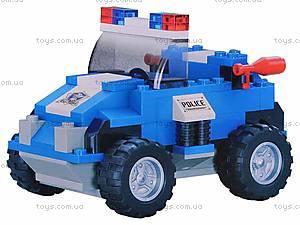 Конструктор «Полицейский спецназ», M38-B0193R, купить