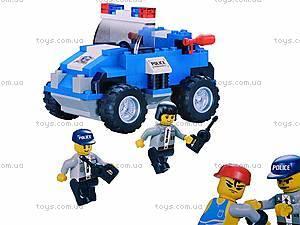 Конструктор «Полицейский спецназ», M38-B0193R, цена