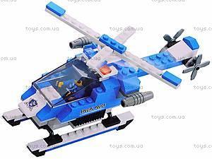 Конструктор «Полицейский спецназ», M38-B0193R, детские игрушки