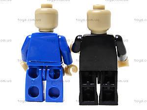 Конструктор «Полиция», 500 деталей, 18504, toys.com.ua