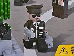 Конструктор «Полиция», 500 деталей, 18504, отзывы