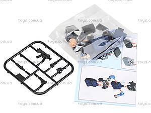 Конструктор для детей «Полицейский», KY98507-5, купить