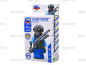 Конструктор детский «Полицейский», KY98507-4, купить