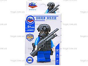 Конструктор детский «Полицейский», KY98507-4, отзывы