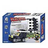 Конструктор «Полицейский участок», 125 деталей, 040216, отзывы