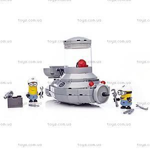 Детский конструктор Mega Bloks «Миньономобиль», CNC82, фото