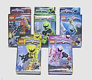 Конструктор «Power Rangers» с разными героями, 313, фото