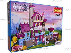 Конструктор «Прекрасная принцесса», CG3253