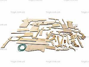 Конструктор-пистолет «Модель Беретта М9», 400, детские игрушки