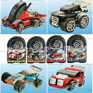 Конструктор Racers 2, 4 вида, 9141-9144