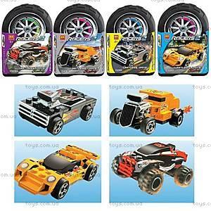Конструктор Racers 2, в колбе, 9151-9154