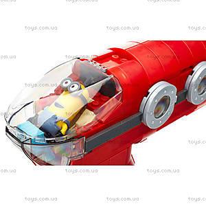 Конструктор Mega Bloks «Реактивный самолет Суперзлодея», CNF60, фото