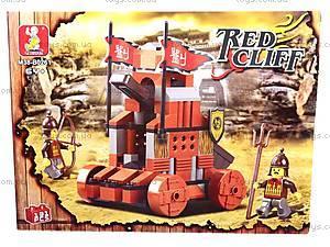 Конструктор «Red Cliff», M38-B0261, отзывы
