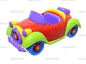 Конструктор «Ретро-машина», RG6605-3, детские игрушки
