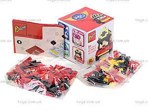 Детский конструктор «Робокар Поли», 9801-1-4, цена
