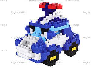 Детский конструктор «Робокар Поли», 9801-1-4, игрушки