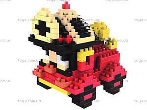Детский конструктор «Робокар Поли», 9801-1-4, детские игрушки
