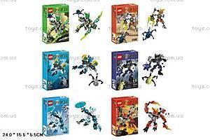 Конструктор-робот для мальчиков Bionicle, 706-16