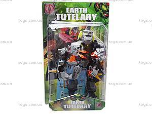 Конструктор-робот «Earth Tutelary», 2014-18, toys.com.ua