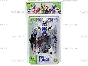Конструктор-робот «Police Legend», 2014-2, купить
