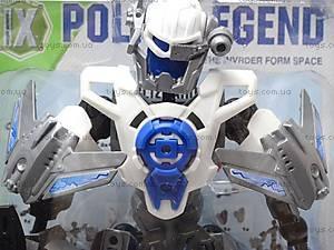 Конструктор-робот «Police Legend», 2014-2, игрушки