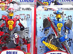Конструктор «Робот Police Legend», 2014-3, купить