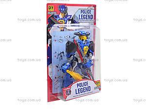 Конструктор «Робот Police Legend», 2014-3, фото