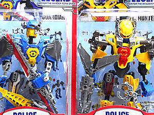 Конструктор «Робот Police Legend», 2014-3, отзывы