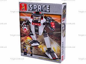 Конструктор «Робот-трансформер», 139 деталей, M38-B0336B, фото