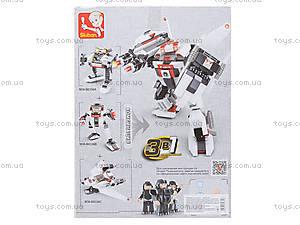 Конструктор «Робот-трансформер», M38-B0336A, фото