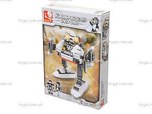 Конструктор «Робот-трансформер», M38-B0336A, отзывы