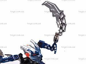 Конструктор Robot, в колбе, 9820-25, игрушки